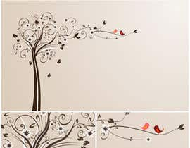 #8 for Wall Decor decal - vector draws by theislanders