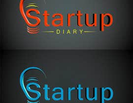 #64 for Urgent: Design a Logo for Startup Diary blog by TATHAE