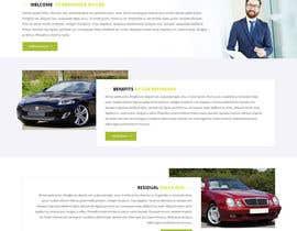 Nro 41 kilpailuun Re-design a PDF into a fully responsive HTML ONE-PAGER-WEBSITE käyttäjältä nizagen