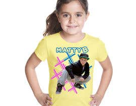 nº 58 pour Design a T-Shirt for MattyB par jojohf