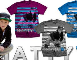 nº 11 pour Design a T-Shirt for MattyB par salman132