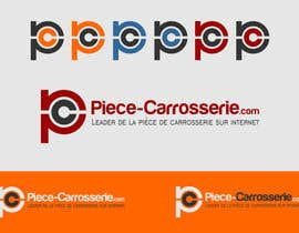 #99 for Logo for Piece-Carrosserie.com by miglenamihaylova
