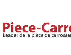 #100 for Logo for Piece-Carrosserie.com by LDRWarlock