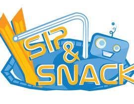 jorzsitse tarafından Sip & Snack (french fries business logo) için no 13