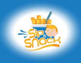 gplayone tarafından Sip & Snack (french fries business logo) için no 5