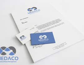 #116 for Logo design for MEDACO company af crossartdesign