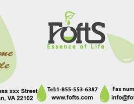 #20 for Business Card for Essential oil company af des10