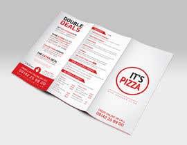 Nro 20 kilpailuun redesign takeaway menu käyttäjältä BrandCreative