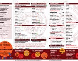 Nro 27 kilpailuun redesign takeaway menu käyttäjältä Yoowe