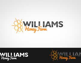 #62 cho Design a Logo for Williams Honey Farm bởi MonsterGraphics