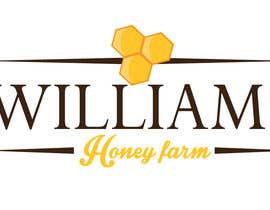 #92 para Design a Logo for Williams Honey Farm por karmenflorea