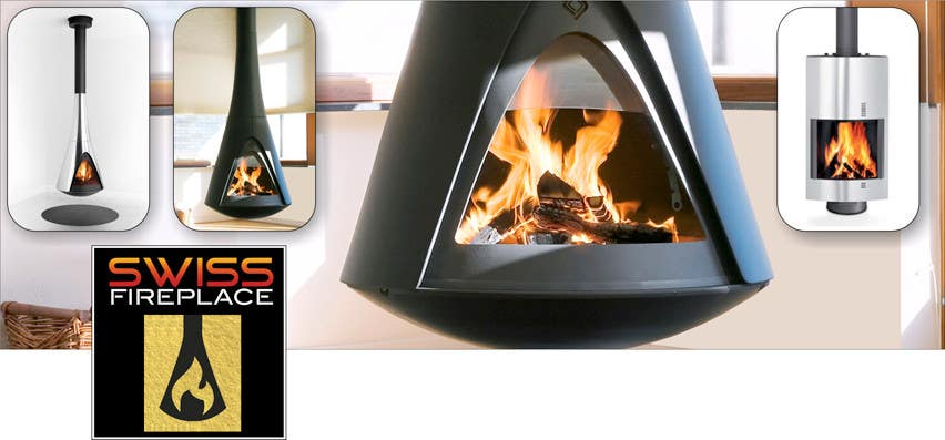 Contest Entry #1 for Design a Facebook landing page for my company selling Fireplaces