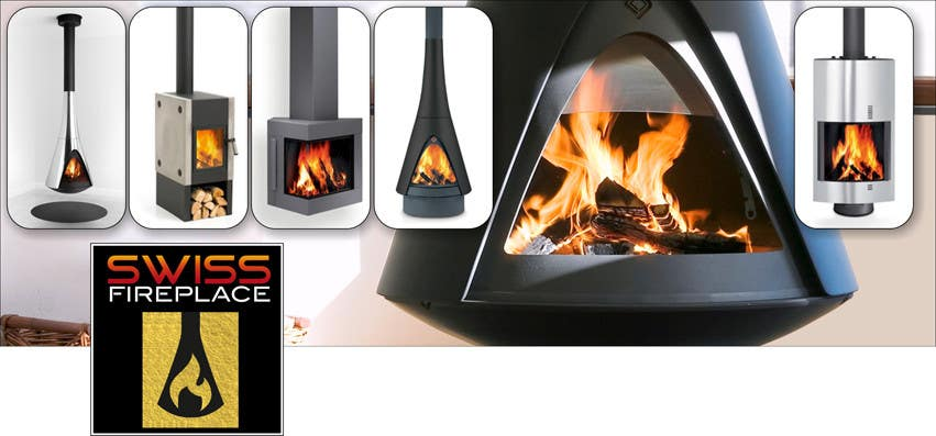 Contest Entry #6 for Design a Facebook landing page for my company selling Fireplaces
