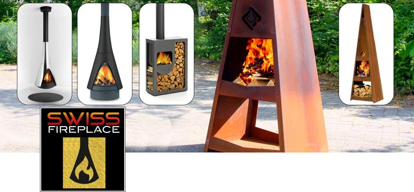 Contest Entry #10 for Design a Facebook landing page for my company selling Fireplaces