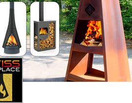 MCSChris tarafından Design a Facebook landing page for my company selling Fireplaces için no 10