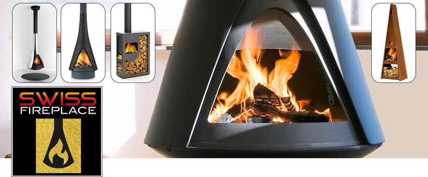 Contest Entry #12 for Design a Facebook landing page for my company selling Fireplaces
