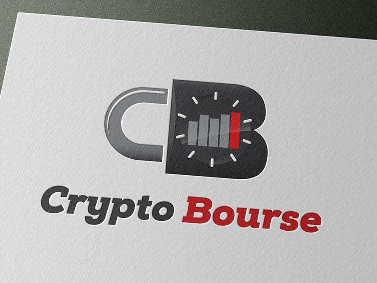Contest Entry #                                        75                                      for                                         Design a Logo for CryptoBourse.com