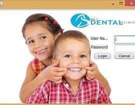 Nro 14 kilpailuun program for dental clinic käyttäjältä darshan1306