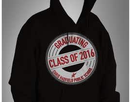 Nro 4 kilpailuun Design a T-Shirt for 2016 Graduates käyttäjältä AnnaObe