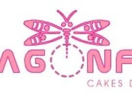 #26 untuk Design a Logo for Dragonfly Cake Design. 1/2 done already oleh projuktiweb