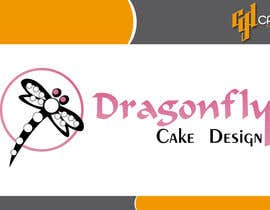 CasteloGD tarafından Design a Logo for Dragonfly Cake Design. 1/2 done already için no 22