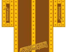 Nro 10 kilpailuun Design a cardboard box to look like a treasure chest. käyttäjältä eeyamms