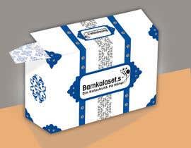 Nro 6 kilpailuun Design a cardboard box to look like a treasure chest. käyttäjältä ChathuSL