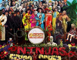"Nro 5 kilpailuun Create ""Beatles - Sgt. Peppers"" inspired image for a local company käyttäjältä ArellanoYatzy"
