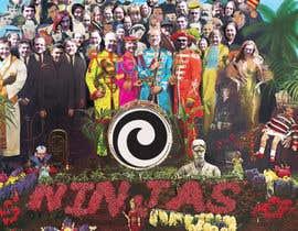"""Nro 2 kilpailuun Create """"Beatles - Sgt. Peppers"""" inspired image for a local company käyttäjältä Thariqmtv1"""