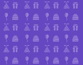#8 for Design a background with party icons by joeljrhin