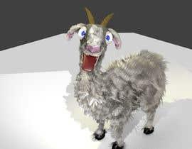 RLaVellW tarafından 3D Modelling and Animation of a Cartoon game character için no 4