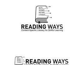 Nro 46 kilpailuun Reading Ways Logo käyttäjältä iaru1987