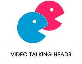 #10 untuk Logo for Video Talking Heads oleh redwolf625