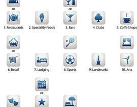 nº 3 pour Design some category icons for my iPhone app par Rendra5