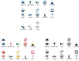 #16 untuk Design some category icons for my iPhone app oleh Rendra5