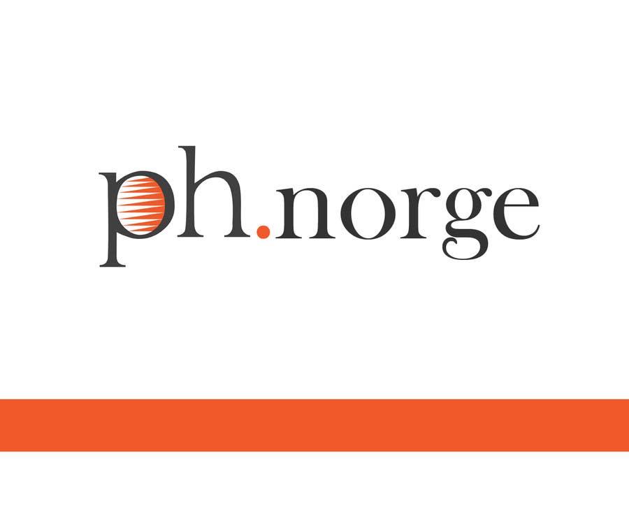 Kilpailutyö #16 kilpailussa Design a logo for PH Norge