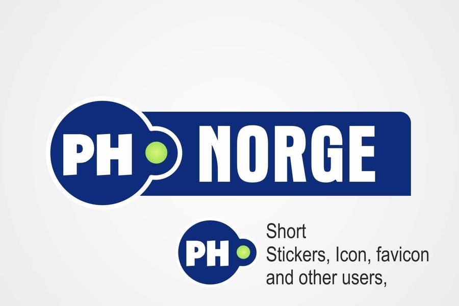 Kilpailutyö #12 kilpailussa Design a logo for PH Norge