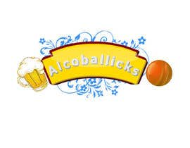 #8 para Design a Logo for Alcoballicks por naiksubhash