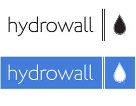 #19 para Design a Logo for Hydrowall por itrebilco