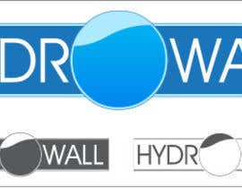 #73 para Design a Logo for Hydrowall por MBBrodz