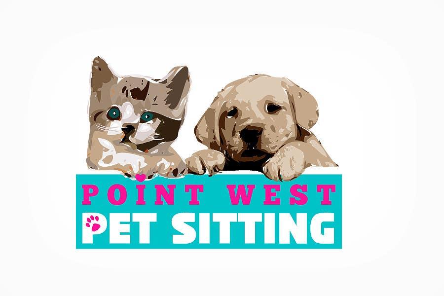 Inscrição nº                                         644                                      do Concurso para                                         Logo Design for Point West Pet Sitting