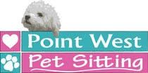 Graphic Design Kilpailutyö #626 kilpailuun Logo Design for Point West Pet Sitting