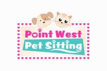 Graphic Design Kilpailutyö #475 kilpailuun Logo Design for Point West Pet Sitting