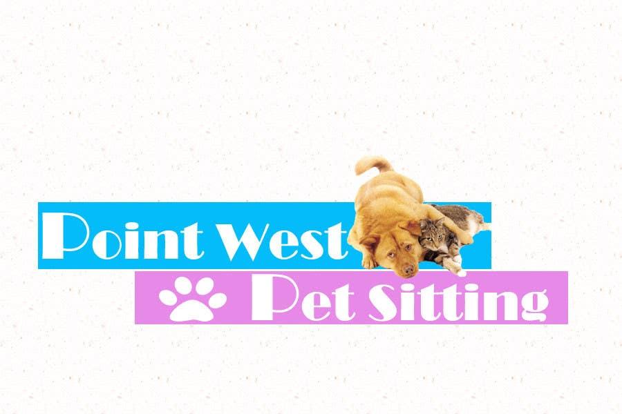 Inscrição nº                                         690                                      do Concurso para                                         Logo Design for Point West Pet Sitting