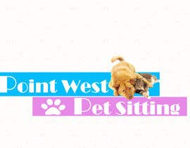 #690 untuk Logo Design for Point West Pet Sitting oleh lluucckkyy