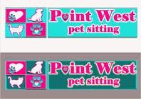 Graphic Design Inscrição do Concurso Nº263 para Logo Design for Point West Pet Sitting