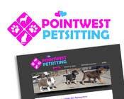 Graphic Design Inscrição do Concurso Nº121 para Logo Design for Point West Pet Sitting
