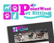Graphic Design Inscrição do Concurso Nº287 para Logo Design for Point West Pet Sitting