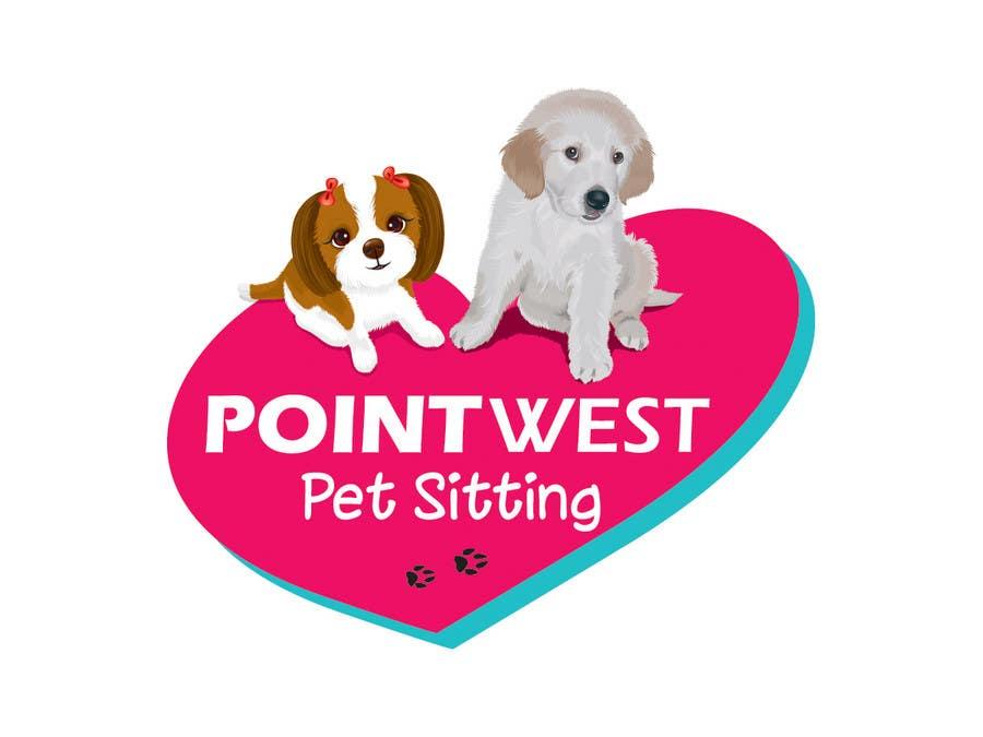 Inscrição nº                                         544                                      do Concurso para                                         Logo Design for Point West Pet Sitting