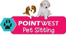 Graphic Design Kilpailutyö #539 kilpailuun Logo Design for Point West Pet Sitting